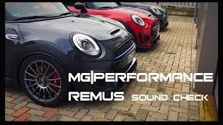 getlinkyoutube.com-MG|Performance - F56 | REMUS Soundcheck