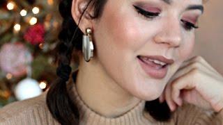 getlinkyoutube.com-Idea de maquillaje para Fiesta de Navidad! ft Anastasia Beverly Hills Modern Renaissance Palette