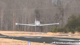 getlinkyoutube.com-1960 Piper PA-24 Comanche -- N6965P