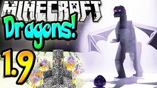 "getlinkyoutube.com-Minecraft 1.9 Snapshot: New Crystals & Dragons! ""SnapShot 15w44a"""