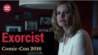 SDCC 2016: Geena Davis e Jeremy Slater de The Exorcist