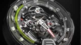 getlinkyoutube.com-HYT H2 Hydromechanical Watch - Offical Video