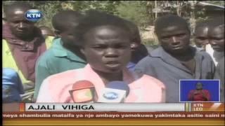 Watu 8 wafariki na 7 kujeruhiwa vibaya katika ajali kaunti ya Vihiga
