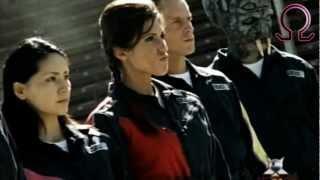 getlinkyoutube.com-Power Rangers S.P.D Morph + SWAT Mode - HD