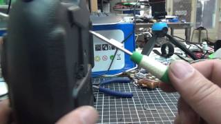 getlinkyoutube.com-偉力控 XK X350遙控器 調整日本手 美國手(一)