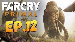 getlinkyoutube.com-Far Cry Primal - Верхом на Мамонте! #12