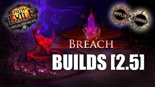 getlinkyoutube.com-How to Breach - [2.5] Builds | Path of Exile: Atlas of Worlds