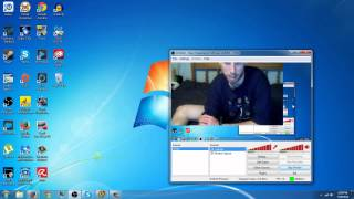 How to record your gameplay and webcam using Open Broadcaster Software