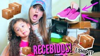 getlinkyoutube.com-RECEBIDOS!! QUANTA CAIXA! Adidas, Kate Spade e mais.