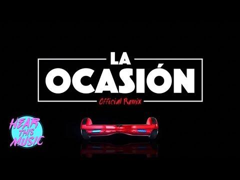 la ocasion official remix ft ozuna de la ghetto arcangel anuel aa nicky jam farruko mas de zion Letra y Video