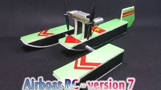 getlinkyoutube.com-[Tutorial] How to make a Airboat RC - version 7
