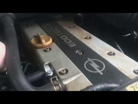 X22se шум на холодном двигателе