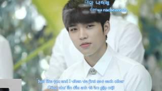 [Engsub + Vietsub + Kara] Close Your Eyes - Nam Woo Hyun (INFINITE)