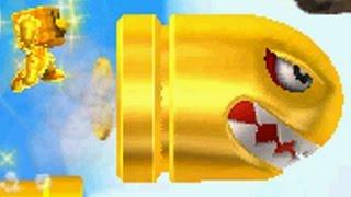 getlinkyoutube.com-New Super Mario Bros 2 - Coin Rush - Coin Challenge Pack B