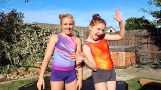 "Gymnastics ""Horse"" with Ali - Gymnastics Challenge"