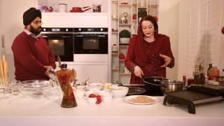 getlinkyoutube.com-Christmas Special Part 1 || Dr Manjit Kaur || Cooking Show || How to Make