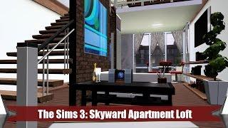 getlinkyoutube.com-The Sims 3 Apartment Building: Skyward Loft