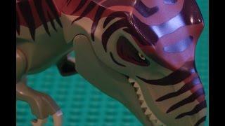 getlinkyoutube.com-Lego Dino Rampage