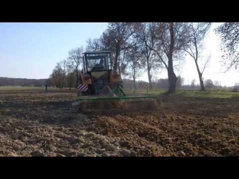 Wiosna 2014 ! Ursus C-360 i C-330 Kultywacja , Nawóz , Siew