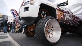 getlinkyoutube.com-American Force Wheels at SEMA 2015 part 2