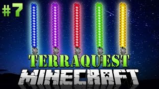 getlinkyoutube.com-HYDRODYNAMISCHE LASERSCHWERTER! - Minecraft Terraquest #007 [Deutsch/HD]