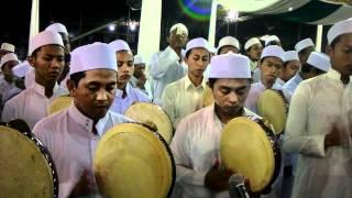 getlinkyoutube.com-Mawlid Nabi - Mahallul Qiyam Haul Akbar @ PonPes Al-Fithrah 2011