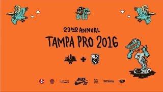 2016 Tampa Pro Finals