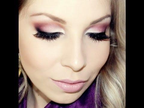 Maquiagem inspiração, OUTUBRO ROSA!, com Lu Ferraes