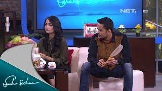 getlinkyoutube.com-Sarah Sechan - Teuku Wisnu dan Shireen Sungkar cerita rasanya jadi pengantin baru