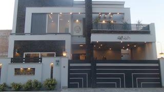 10 MARLA HOUSE FOR SALE IN EDEN GARDEN - EXECUTIVE BLOCK FAISALABAD width=
