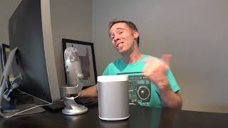 getlinkyoutube.com-A Shot of Tech: Sonos Play 1 Set Up And Thoughts