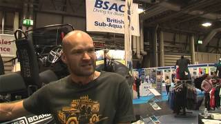Exclusive: More from Monty Halls at DIVE 2014