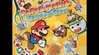 getlinkyoutube.com-Paper Mario Sticker Star OST - Chomp Ruins