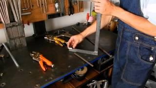 getlinkyoutube.com-Como hacer una prensa en C (homemade C clamp)