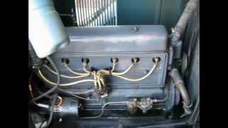 getlinkyoutube.com-1929 Chevrolet 4dr Sedan 29K Actual Miles AMAZING w/original docs