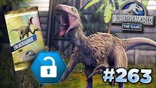 Erlikosaurus Tournament! || Jurassic World - The Game - Ep263 HD