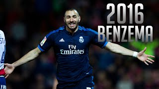 getlinkyoutube.com-Karim Benzema ● Top Goals Compilation 2015-2016 ● HD