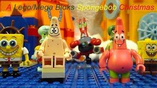 getlinkyoutube.com-A Lego/Mega Bloks Spongebob Christmas