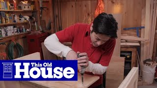 getlinkyoutube.com-How to Build a Bar - This Old House