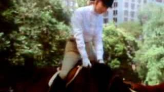 getlinkyoutube.com-Her First Orgasm in Saddle!