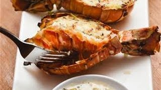 Cooking 101: Baked Lobster Tails