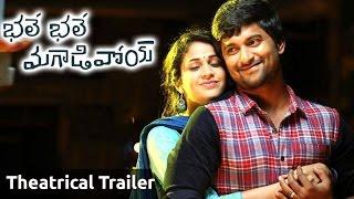 getlinkyoutube.com-Bale Bale Magadivoy Movie    Theatrical Trailer       Nani     Lavanya Tripathi