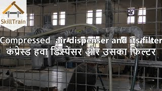 Compressed Air Filter and its maintenance (Hindi) (हिन्दी)