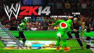 getlinkyoutube.com-WWE 2K14 Lui vs Delirious vs Velocity Ladder Triple Threat