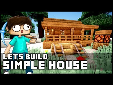 Minecraft: How To Build A Simple Starter House