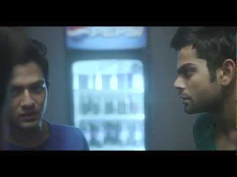 VIRAT kohli new ad of PEPSI 2013