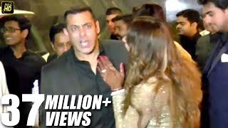 getlinkyoutube.com-ANGRY Salman Khan INSULTS Reporter For Asking About His Marriage At Bipasha's Wedding 2016