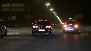 getlinkyoutube.com-BMW 650i vs VW Passat CC 3.6 vs Infiniti G35x