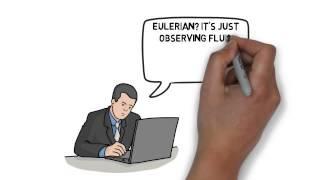 Lagrangian vs. Eulerian (In Simple Terms)