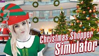 getlinkyoutube.com-Crazy Christmas Shopping Simulator